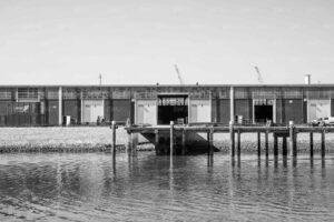 Loodsje in de port - Foto haven Rotterdam