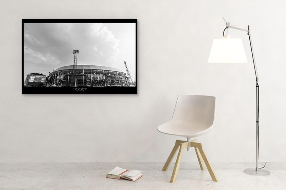 Feyenoord poster bekerfinale 2018