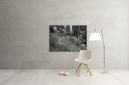 Samen Sterk Huldiging Feyenoord ZwartWit010©