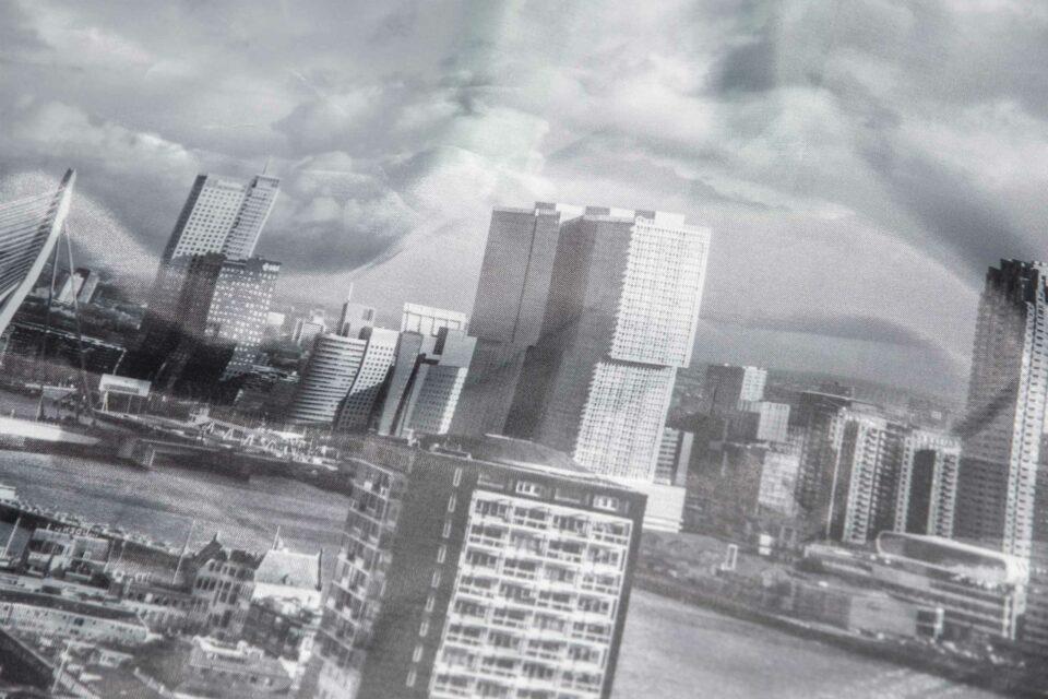 Rotterdamtas Skyline