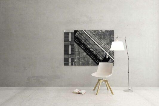 Rotterdam zwart wit foto van ©ZwartWit010. Maassillo