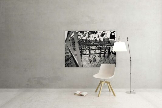 Rotterdam zwart wit foto van ©ZwartWit010. Hoerenloopertje