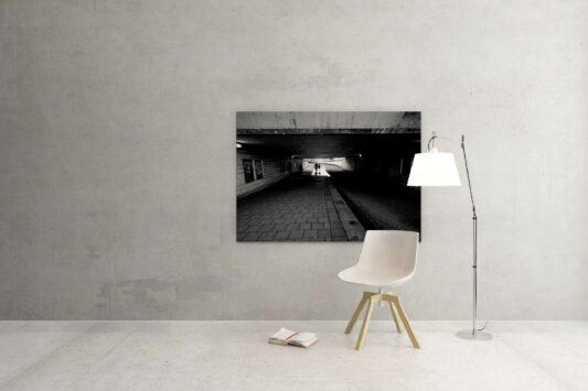 Rotterdam zwart wit foto van ©ZwartWit010.