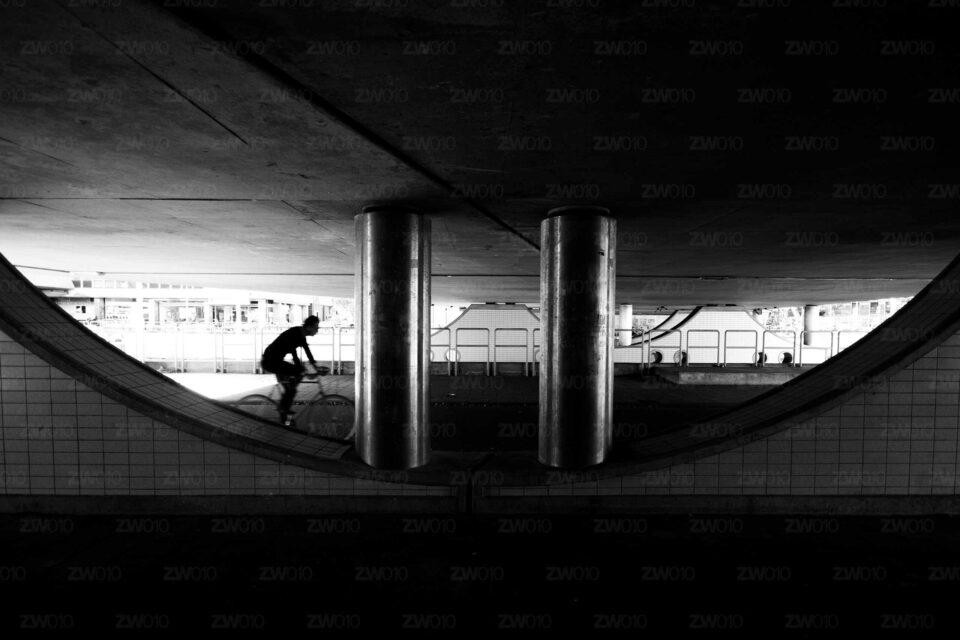 Rotterdam zwart wit foto van ©ZwartWit010