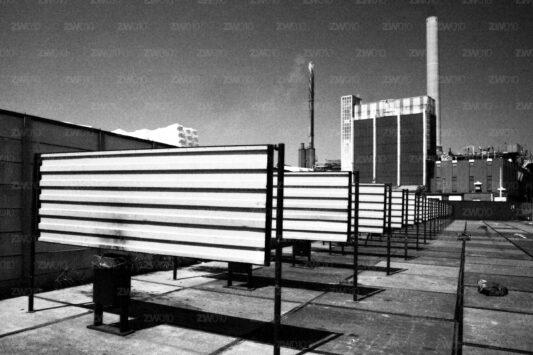 Rotterdam zwart wit foto van ©ZwartWit010. Keileweg Rotterdam