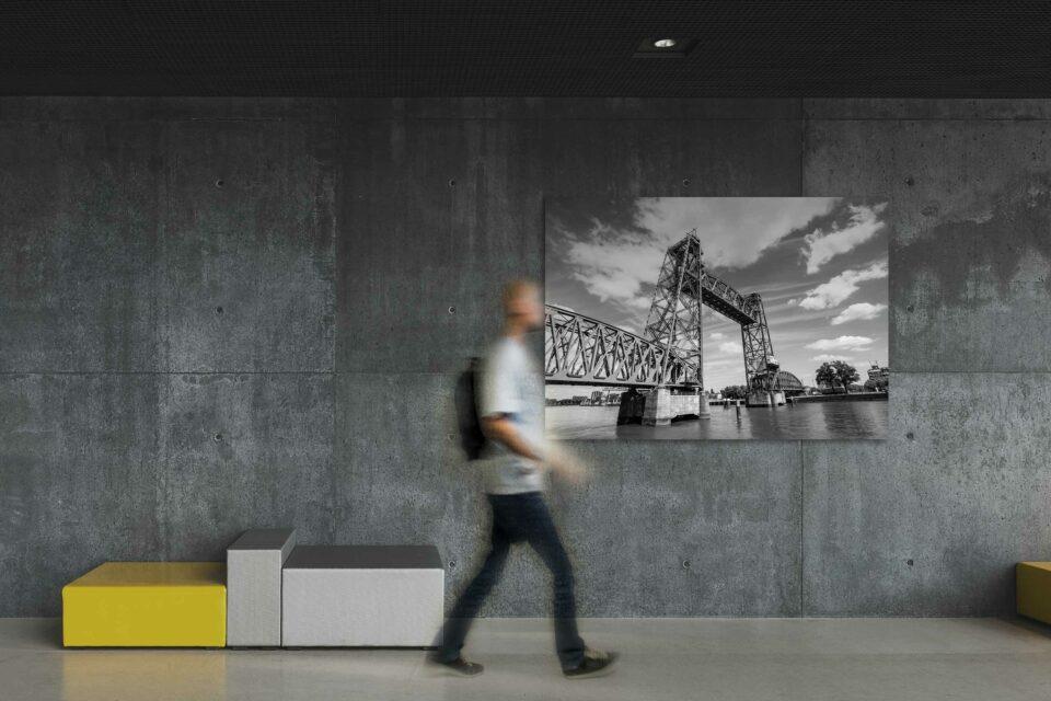 bijzondere foto de Hef Rotterdam